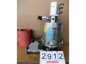 Cryo szivattyú pumpa APD 12 SC vákuum szivattyú + VAT tolózár ultra nagy vákuumra