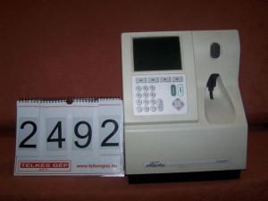Vérgáz analizátor
