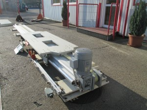 Bosch profil lineáris pálya sín alu váz gépépítés