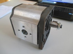 Hidraulika szivattyú BUCHER