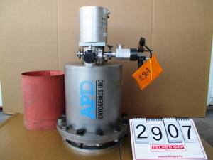 Cryo szivatyú pumpa APD 12 SC vákuum szivattyú ultra nagy vákuumra