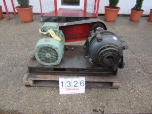 Warman örlő homogenizátor dezagregátor keverő mixer daráló
