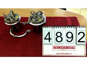Hopper mágnes fröccsöntő tölcsérébe, extruderbe, mágneses szeparátor