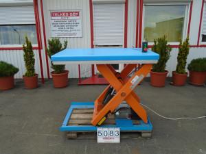 Ollós emelőasztal hidraulikus 2000 kg