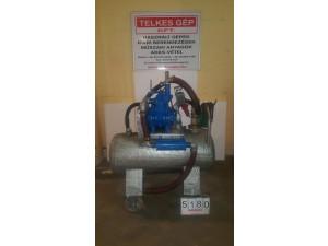 Hidrofor 200 literes tartállyal