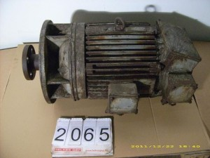 Villanymotor 18,5 kW