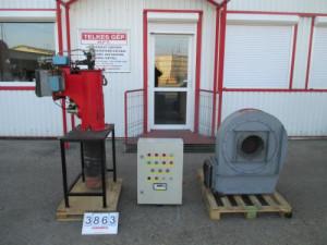 Ipari gázégő GM GANZ gázégőfej 2800 KW