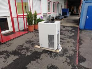Hűtveszárító FIAC, 1,73 kW, 8000 liter/perc