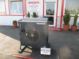 Levegő hűtő, léghűtő KAESER ACA 165