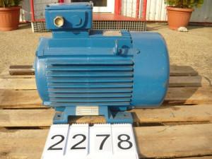 Villanymotor (talpas) 15 kW