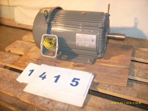 Villanymotor 7,5 kW